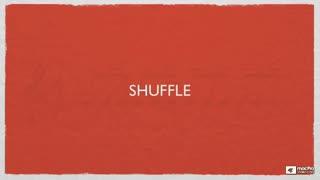 11. Shuffle