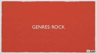 16. Genres: Rock