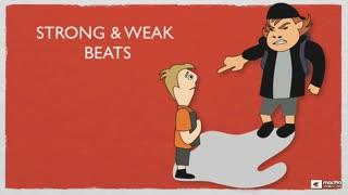 9. Strong & Weak Beats