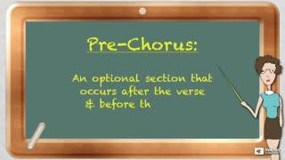 10. The Pre-chorus