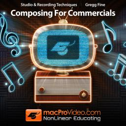Studio and Recording Composing For Commercials Product Image