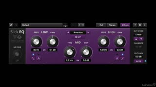 16. Getting Low with Slick EQ