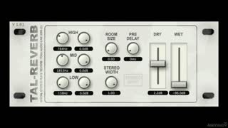 20. Mix Enhancement with TAL-Reverb-2