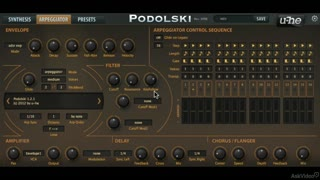 5. Programming Podolski's Arp