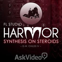 fl studio 203 harmor synthesis on steroids