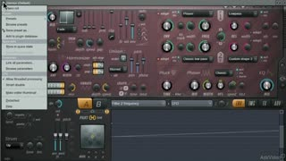 FL Studio 203: Harmor: Synthesis on Steroids - Preview Video