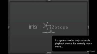 iZotope Iris: Iris Explored - Preview Video