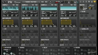 39. Perf. Patch Mix & MIDI Learn