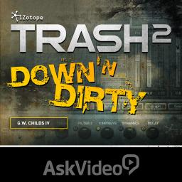 iZotope Trash Trash 2: Down 'n Dirty Product Image
