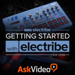 Korg Electribe 101 Getting Started With Electribe Product Image