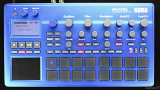 Korg Electribe 101: Getting Started With Electribe - Preview Video