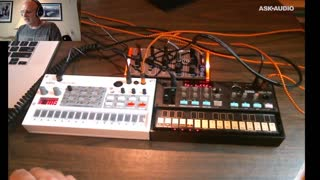 10. Looping & Melodics on Volca Sample