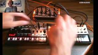 5. Volca Bass & Volca Beats
