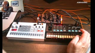 9. The ARP on Volca FM & Vocla Sample Samples