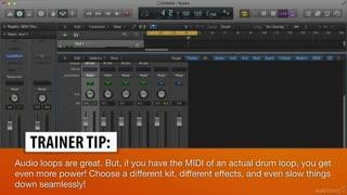 22. Exporting Beats to Logic Pro