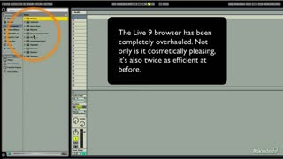 Live 9 100: What's New In Live 9 - Preview Video