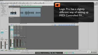 37. Setting up the Razor as a Vocoder in Logic Pro