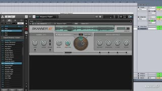 27. Capturing Skanner's Morph in your DAW