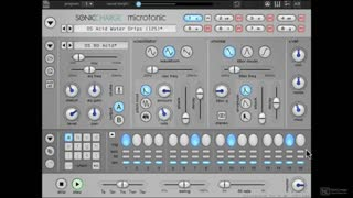 15. Basic Microtonic Drum Creation