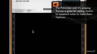7. Tremor - Amplitude