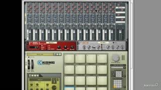 16. Understanding Keyzones in the Combinator for Drums