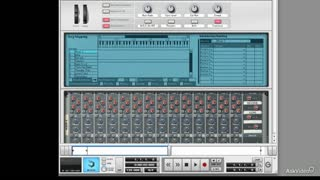 26. Setting up FX within your Ambient Combinator