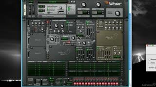 40. Sound Design - Thor as Arp Like Device