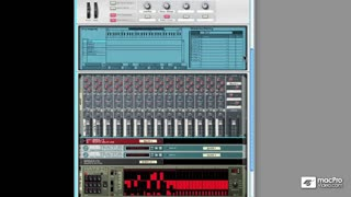 13. Mixing a Synthesizer Combinator