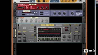 38. Creating a Combinator Multi-FX Unit for DJs - Part 2