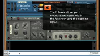 Reason 6 204: Pulverizer - Preview Video