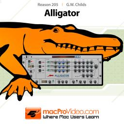 Reason 6 205 Alligator Product Image