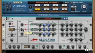 Reason 6 205: Alligator - Preview Video