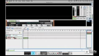 19. Applying Quantization to a MIDI Track