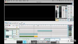 28. Using Automation with Audio Tracks