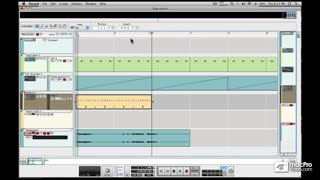 32. Using Snap To Edit MIDI and Audio Tracks