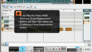 42. Creating a Drum Replacement unit for Live Drums with a Combinator - Part 1