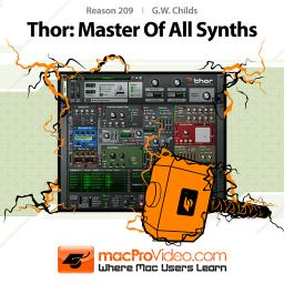 Reason 6 209Thor: Master Of All Synths Product Image