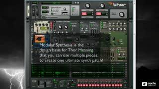 2. Modular Synthesis Concept