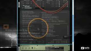 41. Assignable Modulation Outputs in Thor and Sequencer Outputs