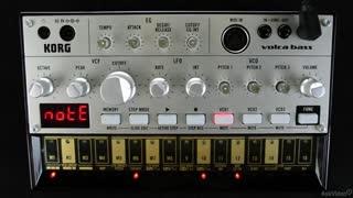 5. Recording a Pattern