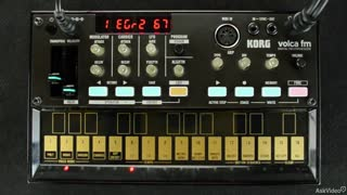 13. Edit Mode (Frequency Modulation)