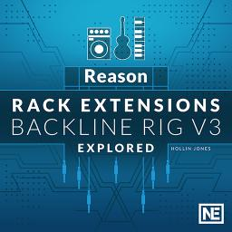 Reason Rack Extensions 101  Backline Rig V3 - Explored Product Image