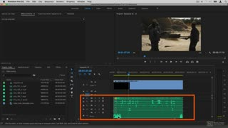 2. Premiere's Basic Audio Tools