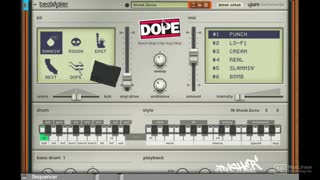 73.  UJAM Beatmaker Dope Explored