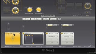 14. How to Assign Modulation