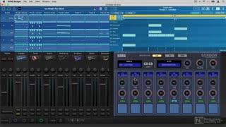 14. Understanding the MIDI Editor