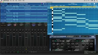 17. Mixer and Parameter Automation