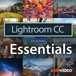 Lightroom CC 101 The Essentials Product Image