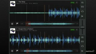 Native Instruments 216: Traktor DJ For iPad - Preview Video