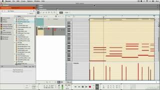 11. Editing MIDI